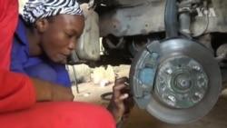 Labarin Wasu Mata a Jihar Sokoto a Najeriya Wadanda Suka Rungumi Sana'ar Gyaran Mota