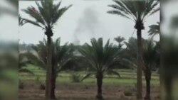 پيشروی نيروهای عراقی و پيشمرگهها در فلوجه و کرکوک