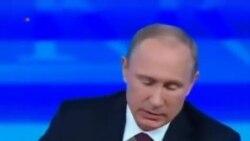 Путин об Эдварде Сноудене
