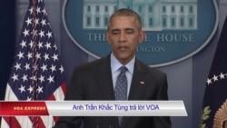 Thành quả TT Obama qua phong trào LGBT Việt Nam