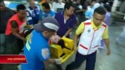 Phuket, Thái Lan: 2 tàu lật, 49 du khách mất tích