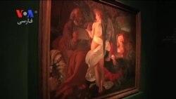 نمایشگاهی با ۲۰ اثر از «میکلآنجلو کاراواجو» نقاش قرن شانزدهم ایتالیا