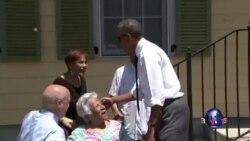 奥巴马: 新奥尔良浴火重生激励美国