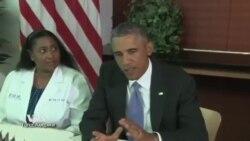 Обама: США готовы стать лидером в борьбе с вирусом Эбола в Западной Африке