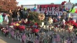 San-Bernardino terror qurbanlarını yad edir