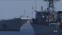 Ukraine Forces Holding Out as Russia Moves on Crimean Bases