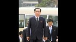 金正恩的姑父张成泽会晤中国领导人