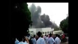 中國崑山工廠爆炸,60多人喪生