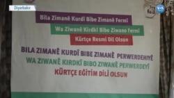 Kürt Partilerinden Kürtçe İçin İmza Kampanyası