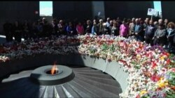 Armenians Mark Genocide Anniversary as Recognition Debate Continues