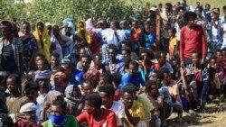 """Tigré: """"il y a des enfants qui n'ont pas mangé depuis des jours"""", selon Euloge Ishimwe de la Croix-Rouge"""