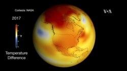 NASA Y NOAA: Continúa el calentamiento global