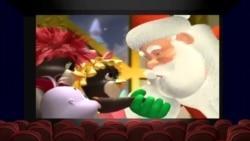 'When pigs fly'…영화 '펭귄나라 산타클로스' 중에서