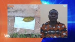 Une initiative citoyenne togolaise recycle les masques anti-coronavirus