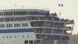 Europa busca solución para solicitantes de asilo