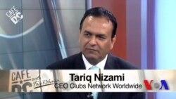 Café DC: Tariq Nizami, Founder/CEO, CEO Clubs Network