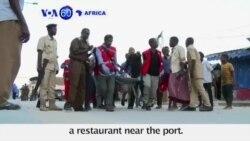 VOA60 Africa - Somalia: At least five people killed in Mogadishu
