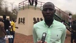 Les Ouagalais réagissent à la nouvelle statue de Thomas Sankara