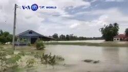 Imyuzure yahitanye abantu 23 muri Thailande