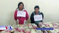 Việt Nam thu giữ 3 triệu đôla heroin