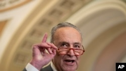 Senatori demokrat Chuck Schumer