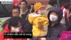 Ô nhiễm không khí: nguyên nhân gây tử vong hàng thứ 5 (VOA60 châu Á)