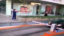 2017-01-09 美國之音視頻新聞: 打傷美國駐墨西哥外交官的疑兇被捕