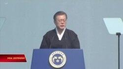 Hàn Quốc nhấn mạnh tầm quan trọng của bán đảo Triều Tiên hòa bình