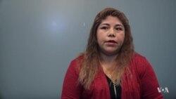 Survivor Recounts Horror of Trafficking