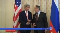 جان کری در مسکو؛ گفت و گوهای امروز برای صلح سوریه تعیین کننده است