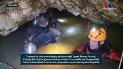 Mağaradaki Çocukları Kurtarmaya Giden Dalgıç Öldü