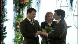 Amerikada həmcins nikaha ictimai dəstək artır