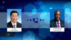 Xi Jinping amuahidi Magufuli kuendeleza ushirikiano wa muda mrefu