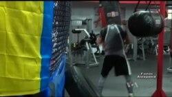 Як український боксер Євген Хитров тренується з бруклінськими авторитетами у США. Відео