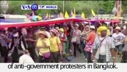 VOA60 Duniya: Tailan, Mayu 9, 2014