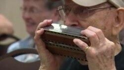Усна хармоника - клуч на вечна младост