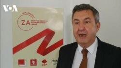 VIDEO Predstavnik makedonskog SDSM o socijaldemokratiji u regionu