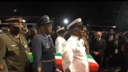2013-12-15 美國之音視頻新聞: 數千人參加曼德拉葬禮