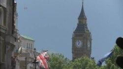 مظاهره مردم در لندن به خاطر باقی ماندن در اتحادیه اروپا