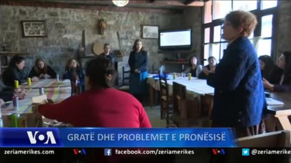 Gratë dhe problemet e pronësisë në fshat