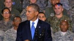 Obama: no enviaremos soldados