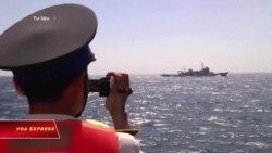 Việt Nam lên tiếng về vụ đối đầu ở bãi Tư Chính