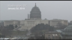 Timelapse: Massive Mid-Atlantic Blizzard Sets In Around National Mall
