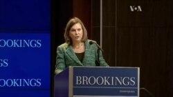 Вікторія Нуланд: Європа постане або впаде з Україною
