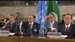 各国就叙利亚的权力移交达成一致