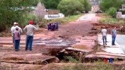 2015-09-16 美國之音視頻新聞:美國猶他州突發洪水 15人喪生