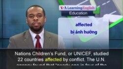 Phát âm chuẩn - Anh ngữ đặc biệt: Kids Out of School (VOA)