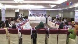 پاک افغان امن کوششوں میں 'خواتین بھی شامل'