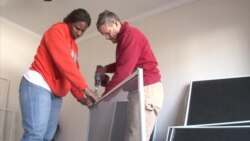 DC Volunteers Build Affordable Housing