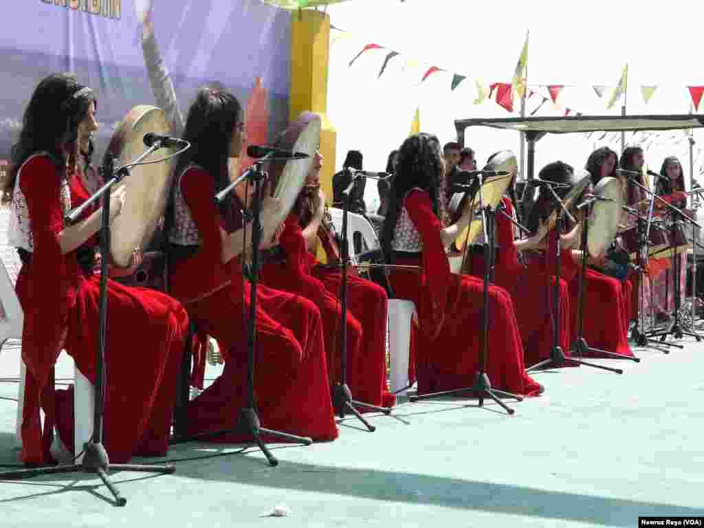 Newroz Celebration in Afrin Province-Syria